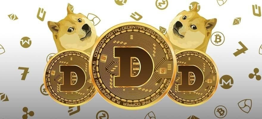 Cryptocurrency Price Round-up: Dogecoin Soars while Bitcoin Rebounds