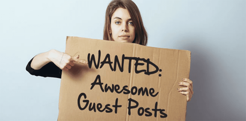 Submitting Guest Posts