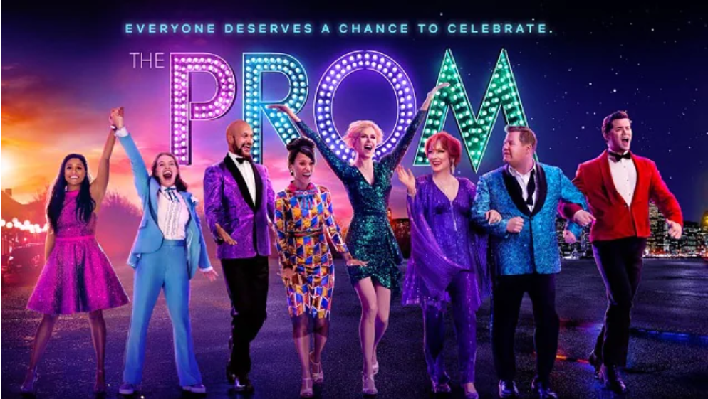"""Trailer Watch: An LGBTQ Teen Takes a Stand Against Her Conservative Town in """"The Prom"""""""